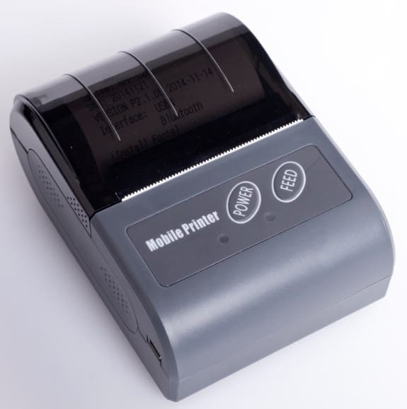 RPP02N Bluetooth printer
