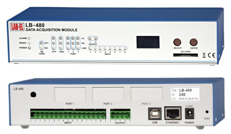 LB-480 recorder