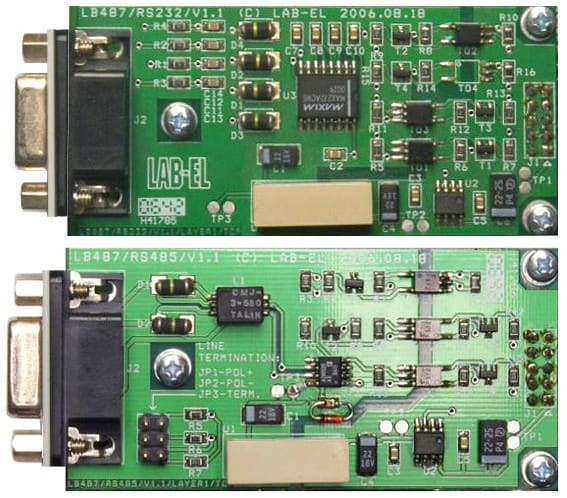 Serial interface modules LB-499-RS485