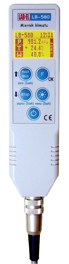 Climate meter LB-580