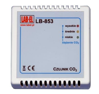 CO2 Concentration Meter & Regulator - LB-853
