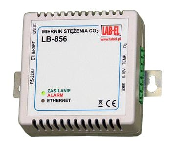 LB-856 CO2 and O2 concentration meter
