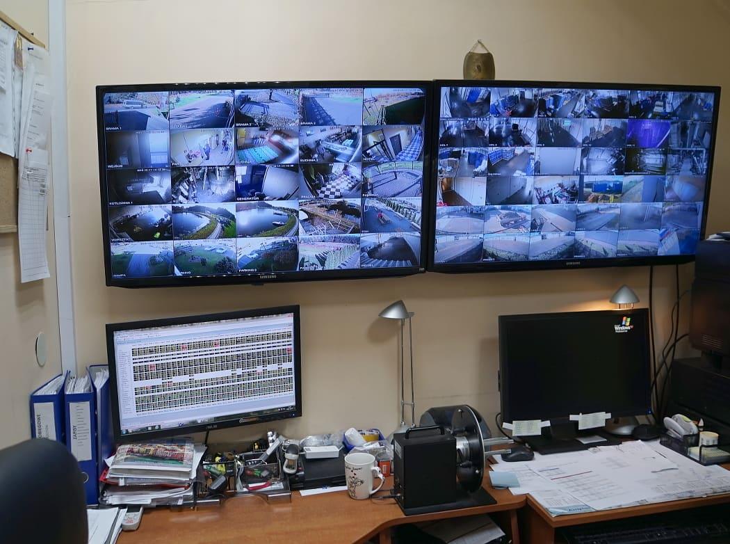 Monitoring i nadzór nad mikroklimatem