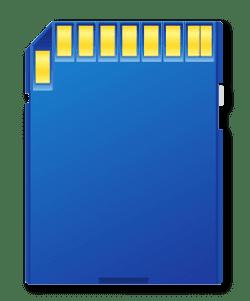 LB-480 SD Card