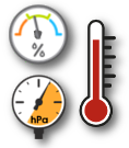 Thermohygrobarometers